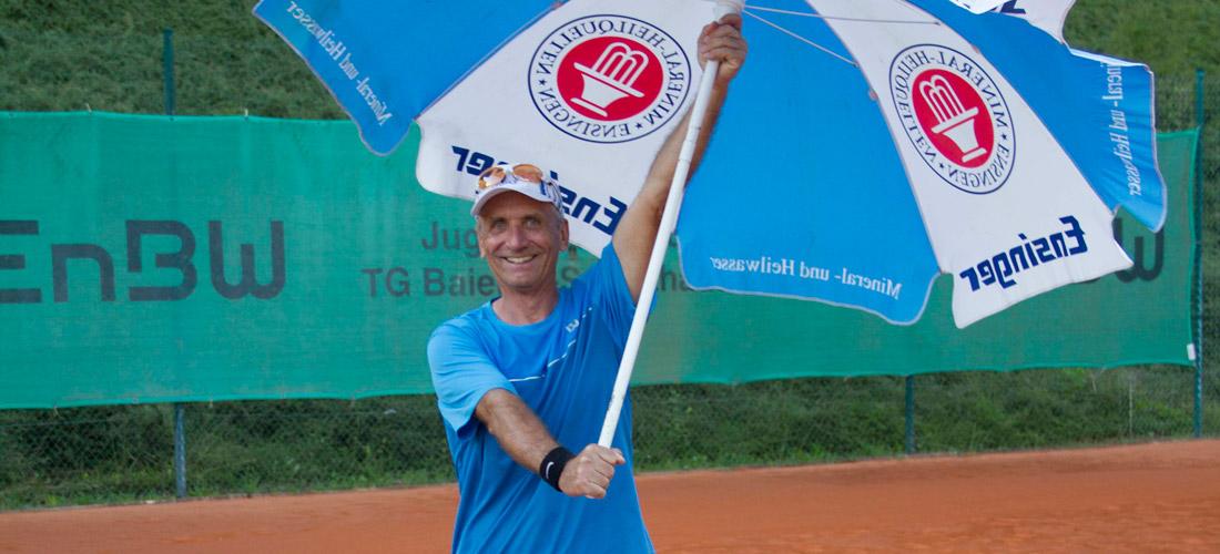 Tennis bei der TG